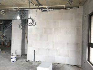 白磚牆隔間 可拆除