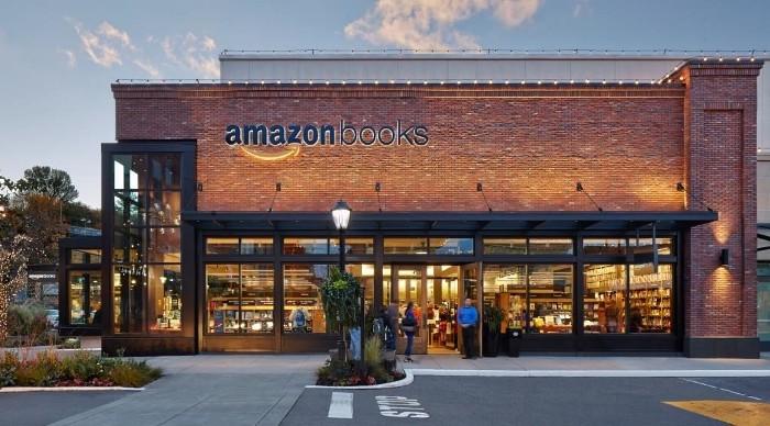 Amazon 實體商店 Amazon Books