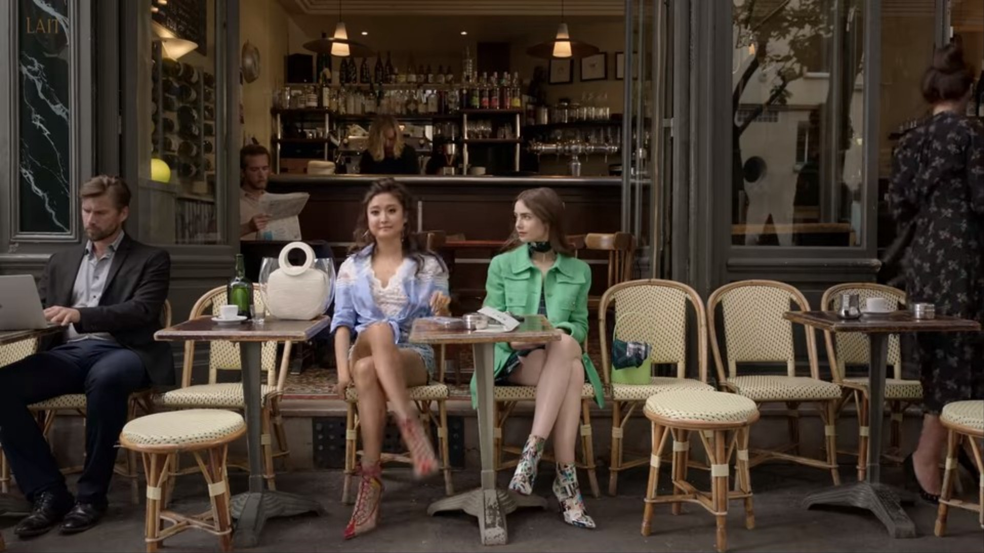 三種法式風格室內設計,從【艾蜜莉在巴黎】場景來談起
