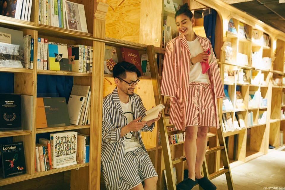 不分公共區域與房間,使得旅人產生更多交流。圖片來源:Book and bed